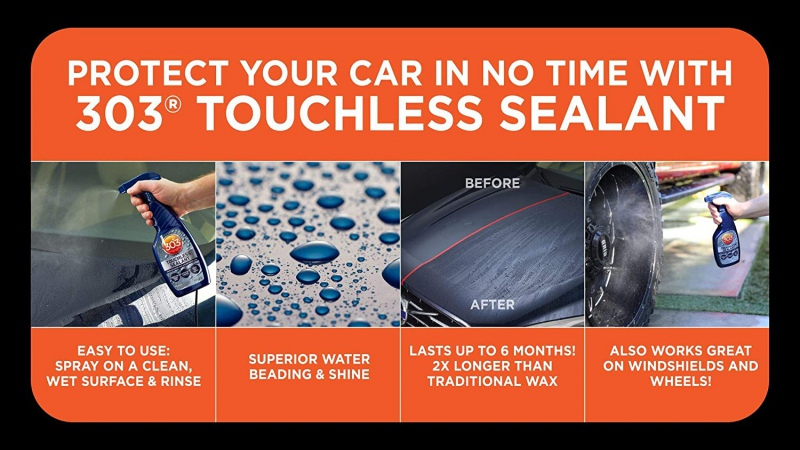 303 Touchless Sealant Nano